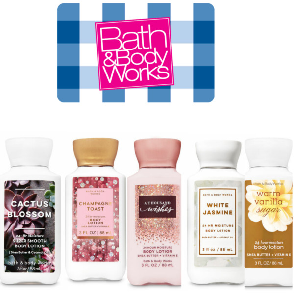 Bath & Body Works 3oz Lotion(PickYourLotion) 2 or More Free GB $6.55