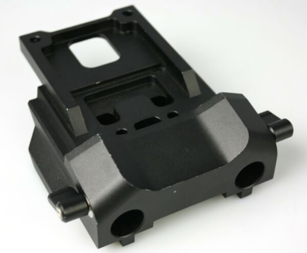 Baseplate with Dual 15mm Rod Clamp Tripod Mounting Plate