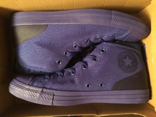 CONVERSE CHUCK TAYLOR ALL STAR CTAS SYDE STREET MID  Size 11 Royal Blue