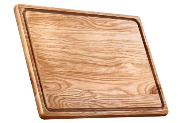 19.5x13.5 Large Wood Cutting Board from hardwood. High quality.