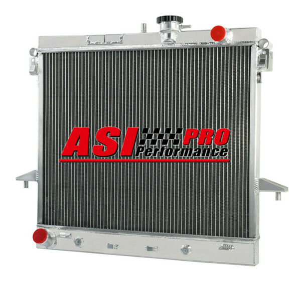 Aluminum Radiator FOR 06-12 Chevy Colorado GMC Canyon Hummer H3 H3T 3.53.7 5.3L