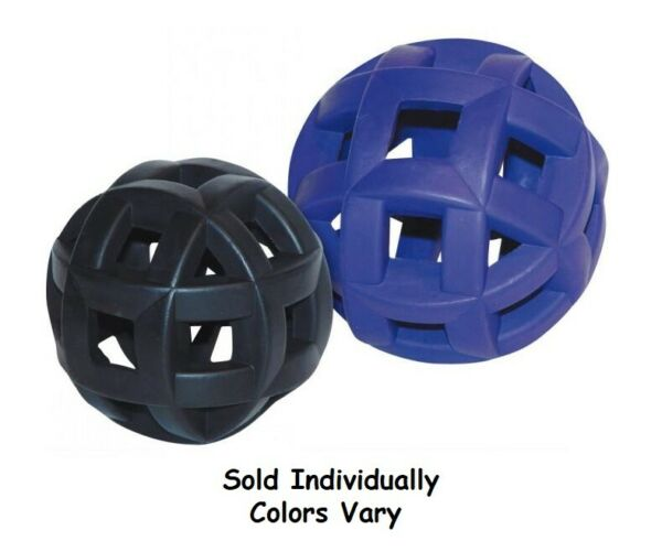 Heavy Duty Dog Toy Durable Thick Rubber Treat Dispensing Ball 5