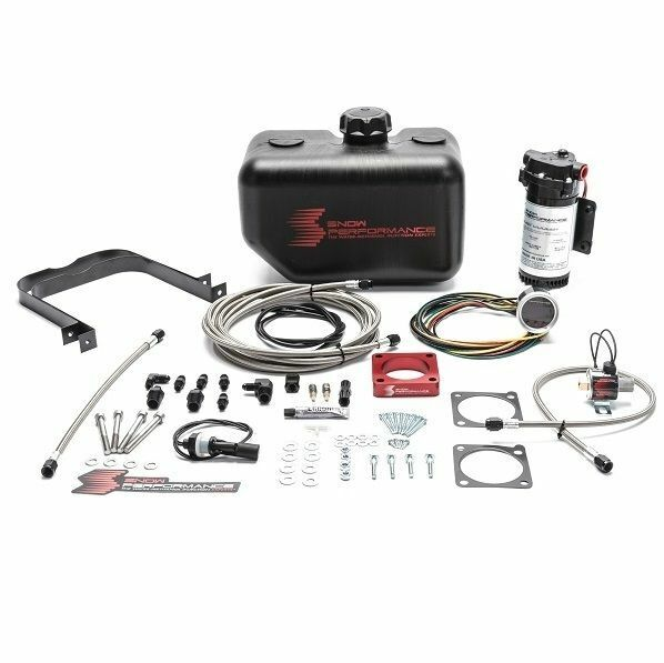 Snow Performance Stage 2 Boost Cooler for 2008-2015 Mitsubishi Lancer Evo X 2.0L