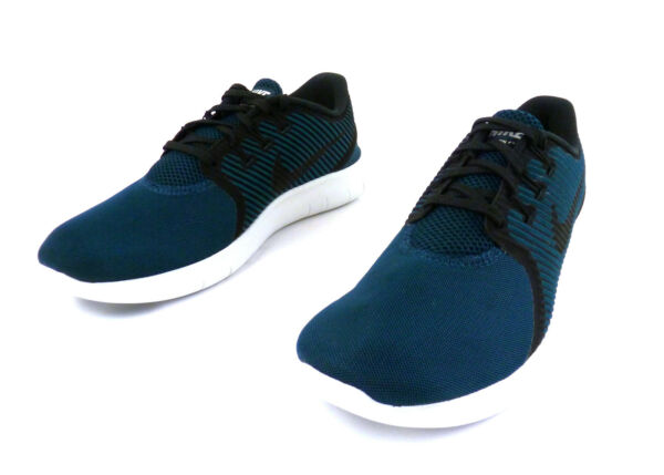 Nike men's Free RN Commuter running shoes sneakers Turquoise Black size 10.5