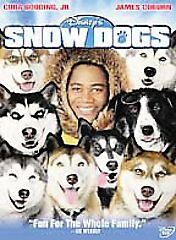 Snow Dogs (DVD Full Screen) NEW SEALED!!!