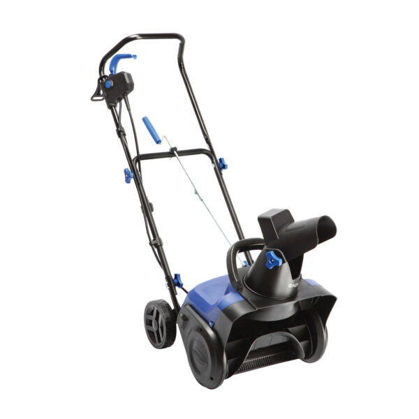 Snow Joe Electric Single Stage Snow Thrower 15 Inch Refurbished