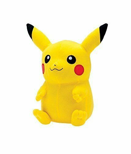 Official Licensed Pokemon Pikachu Plush Stuffed Doll Toy Gift Kids Authentic USA $12.99