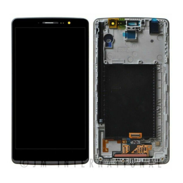 LG G Stylo H631 LS770 MS631 LCD Display Touch Screen Digitizer + Frame Assembly