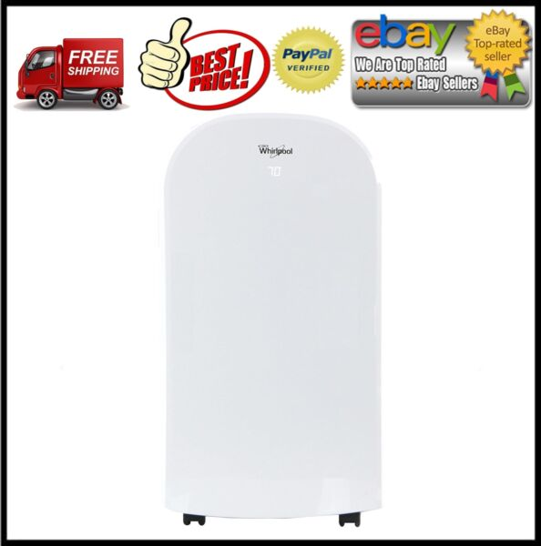 Whirlpool 14000 BTU Portable Air Conditioner AC with Remote Control BRAND NEW