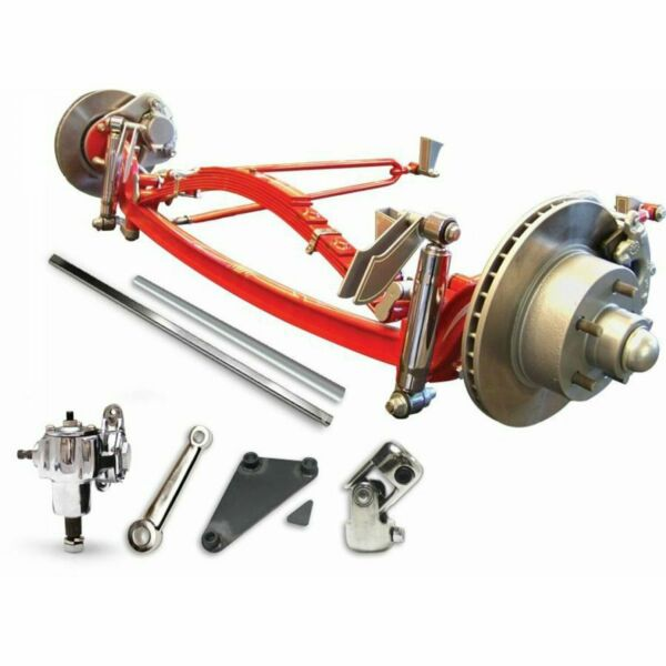 1928 - 1931 Ford Model A Super Deluxe Hair Pin Solid Axle Kit VPAIBAFA2C rat