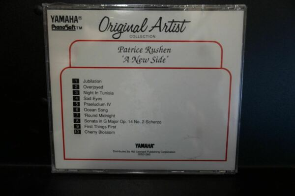Yamaha Disklavier Piano Soft A New Side 3.5 inch floppy disk  $29.99