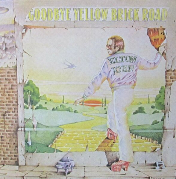 Elton John:Goodbye Yellow Brick Road New! CD 17 Tracks Candle in the Wind