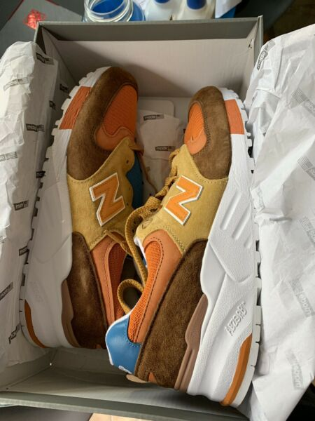New Balance 999 J. Crew Canyon Road Pack M999JCD Sneakers Shoes 11 998 1400