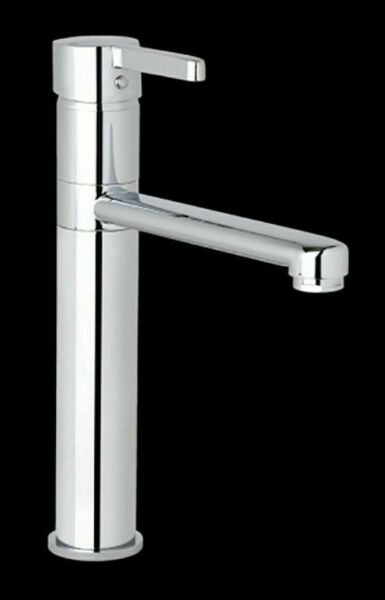 RAM ADERO SWIVEL SINK MIXER TAP 180mm Lever Handle Chrome *Australian Brand