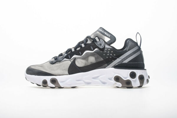 Nike React Element 87 Mens Running Shoes Sneakers Trainers