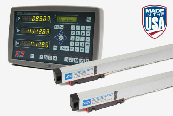 2 or 3 axis Digital Readout kit for Bridgeport Mill DRO kit with Glass Scales