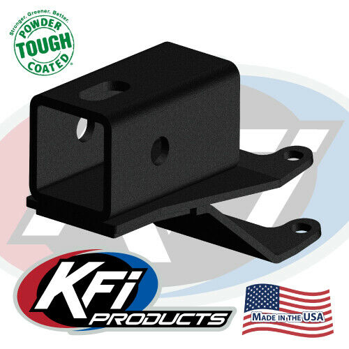 KFI Rear 2quot; Receiver Hitch for 2020 2021 Honda Foreman TRX 520 Solid Axle Only $45.85