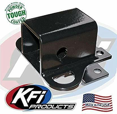 KFI Rear 2quot; Receiver Hitch for 2020 2021 Honda Rubicon 520 IRS Only $42.55