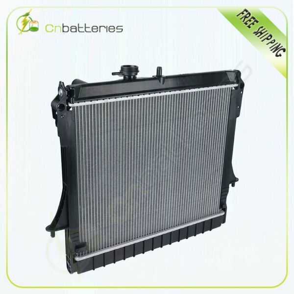 Brand New Replacement Aluminum Radiator for 2006-2010 Hummer H3 Fits 2855