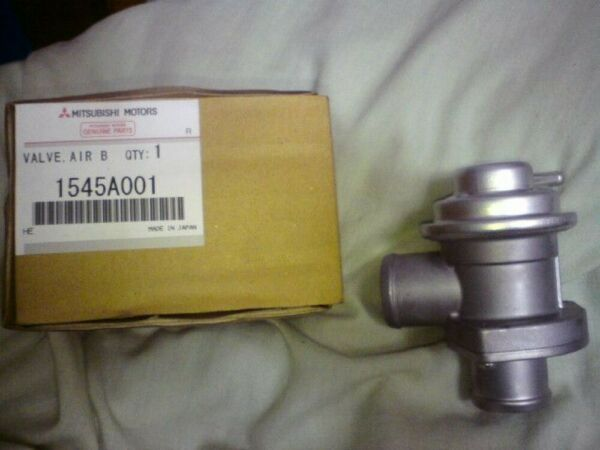 Genuine Mitsubishi LANCER EVO 8 9 EVO MR Blow off Valve 1545A001 FS
