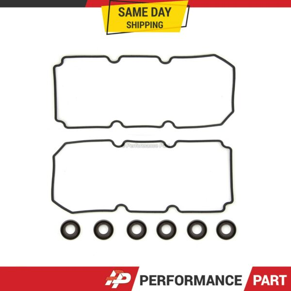 Valve Cover Gasket for 98-06 Dodge Plymouth Chrysler 300 Concorde DOHC 3.2 3.5L