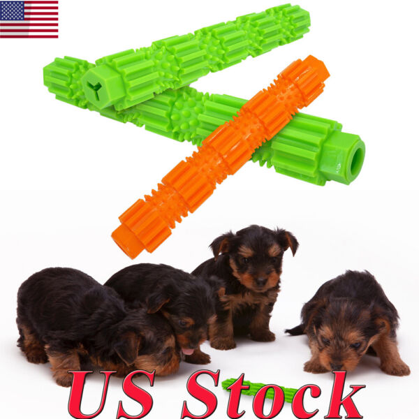 Dog Toys Interactive Chew Toy Slow Feeder Anti-bite Puppy Pet Tooth Clean Toy