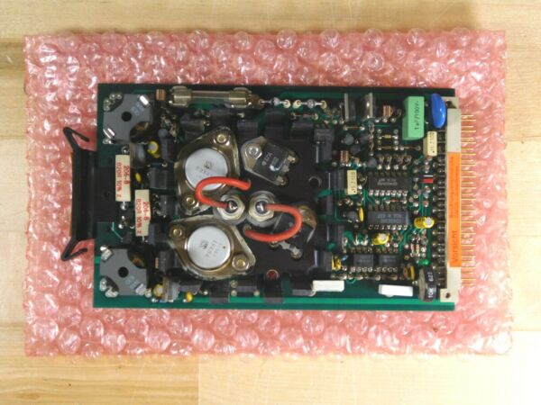 Fast USA Ship! Berger Lahr D-190 RS 02 Driver Board wMale