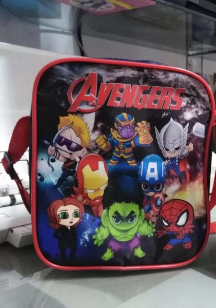 Avengers Superheroes Party Favors Personalized Bags Backpacks Themed Pack of 50
