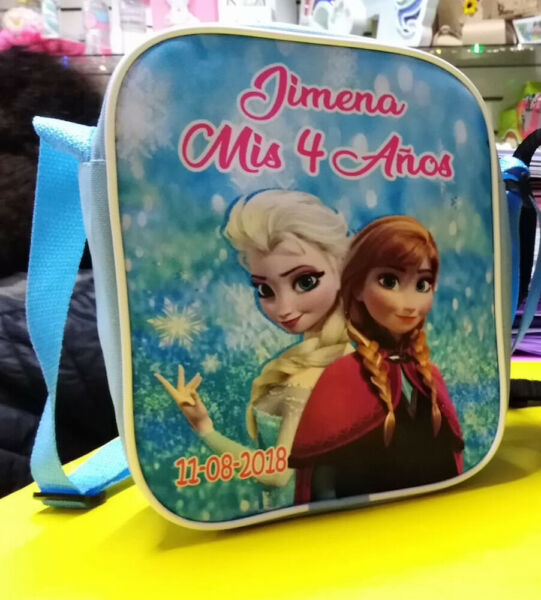 Frozen Princess Elsa Anna Party Favors Personalized Bags Backpacks Pack of 50