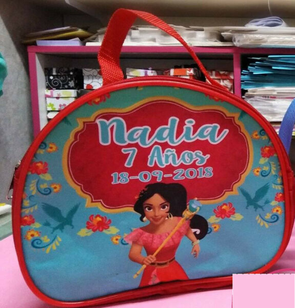 Princess Elena of Avalor Party Favors Personalized Small Lunch Bags Pack of 50