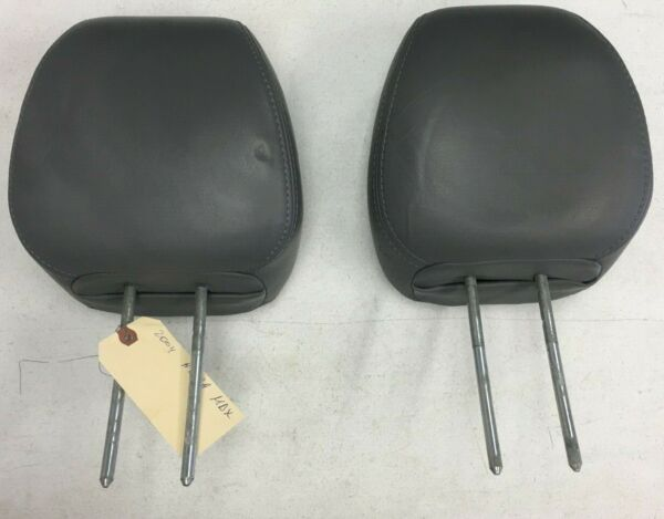 2004 Acura MDX OEM Factory Front Seat Head Rest PAIR BOTH DRIVER AND PASSENGER