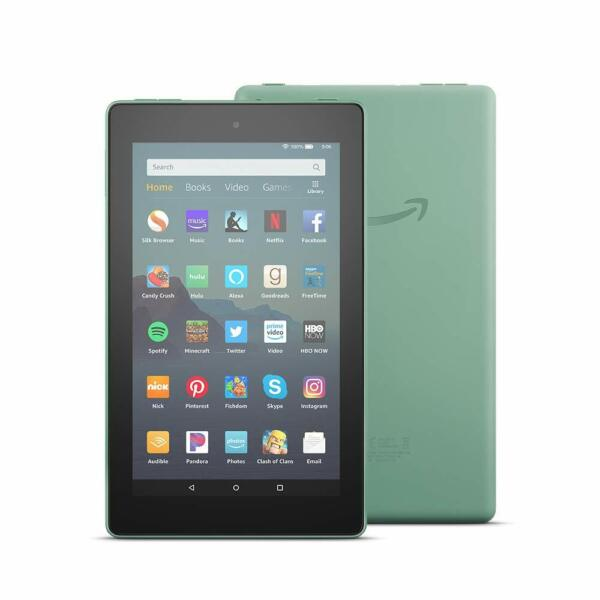 2019 New Amazon Fire 7 Tablet 7