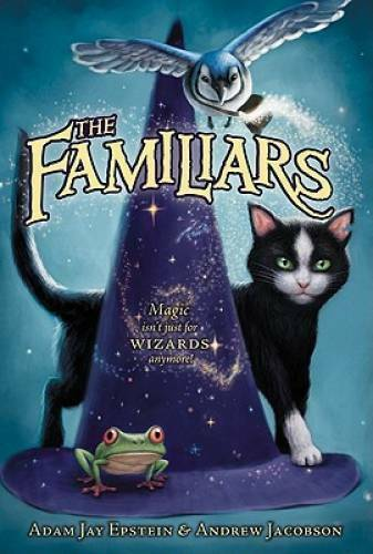 The Familiars Paperback By Epstein Adam Jay GOOD