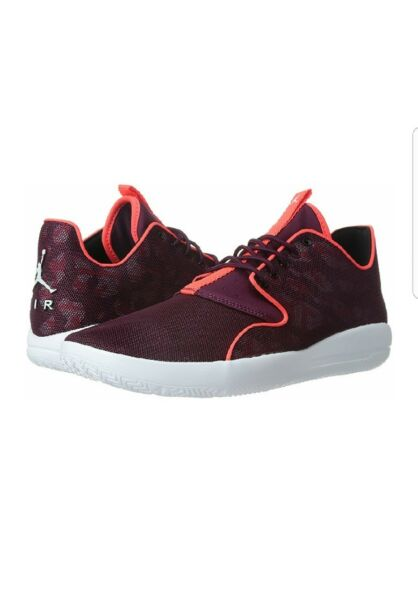 Jordan  Eclipse Mens Shoe Size 10 724010-603 Bordeaux White Infrared 23 Black