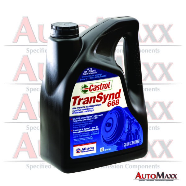 Allison Transynd Full Synthetic Transmission Fluid 1GAL 27101 CTCS 15AC82
