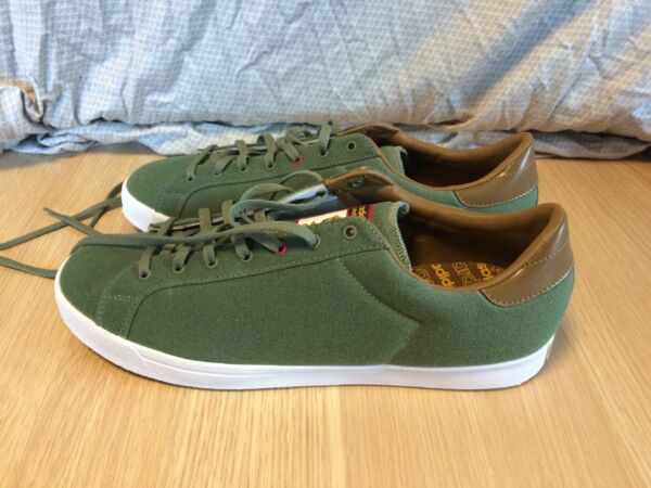 Adidas Rod Laver Vin Silas Baxter Neal Shoes Mens 10 New