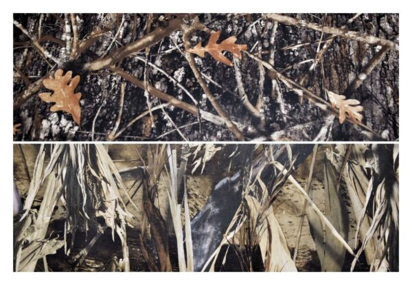 True Timber Outdoor Hunting Camouflage Vinyl Fabric Marine Upholstery DWR 55
