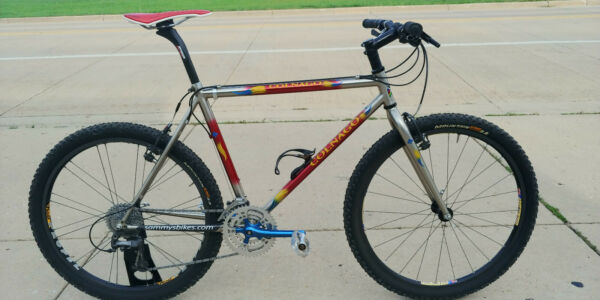Colnago 26 MTB One of a Kind Shimano XTR 9 speed  NEW