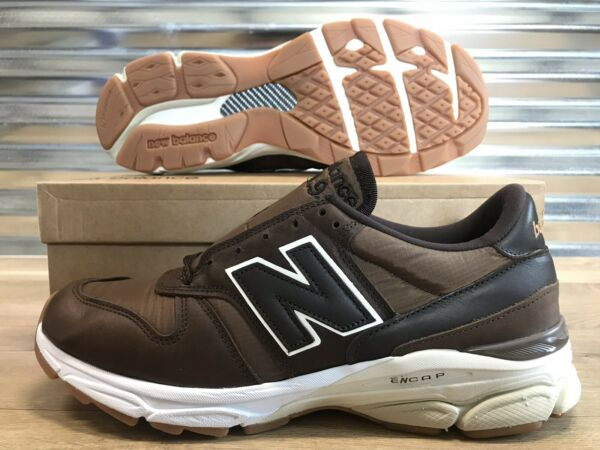 New Balance 770.9 M770.9LP Cumbrian Lakeland Pack Shoes Brown SZ NEW WITH BOX!!