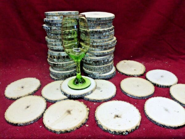 30 SECONDS ASH WOOD SLICES 3 12-4