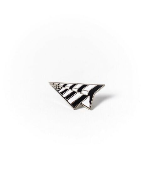 Roc Nation Original Paper Plane Pin (Pin Only)