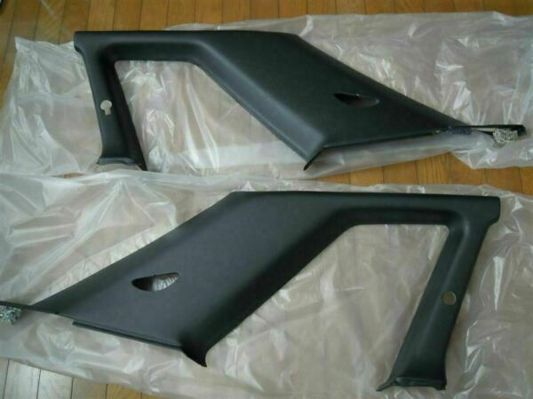 Nissan SKYLINE GTR BNR32 Rear Glass Inner Finisher 76935-04U00  76934-04U00 FS