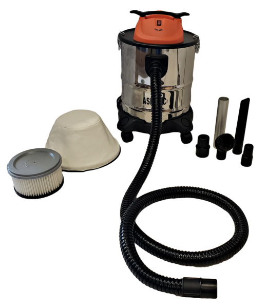 Pellethead Ash Vacuum Pro New 2020 Design for Fireplaces Pellet S