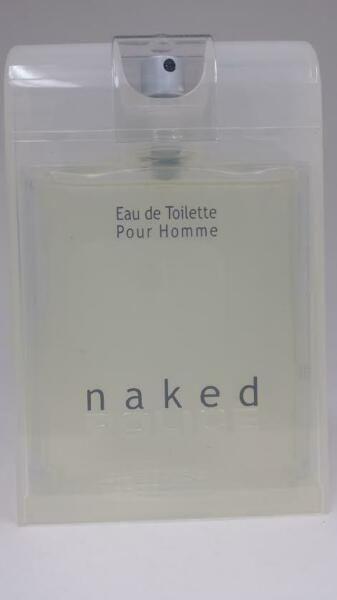 Police Naked Pour Homme by Police for Men 2.5 oz Eau de Toilette Spray Unboxed