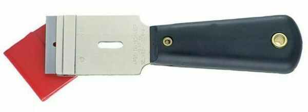 Stahlwille GLASS SCRAPPER 40x0.3mm Interchangeable With Cover *German Brand