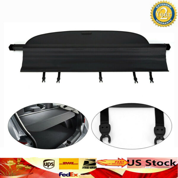 Fit For 2015-2018 Subaru Outback Luggage Cargo Cover Security Rear Trunk Shade