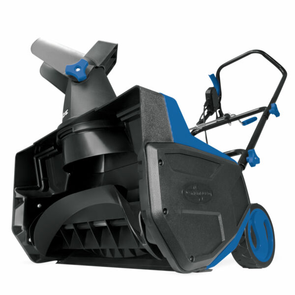 Snow Joe Electric Single Stage Snow Thrower  18 In  12 Amp