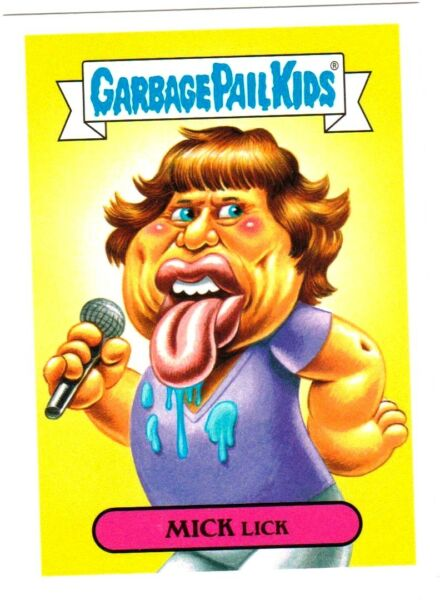 2017 Garbage Pail Kids Battle of The Bands
