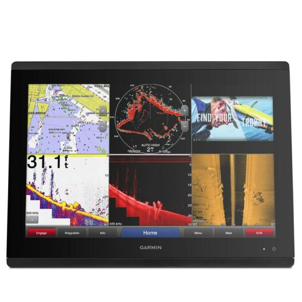 Garmin GPSMAP8624 24IN Plotter Garmin 010-01512-01  Free Overnight Ship!