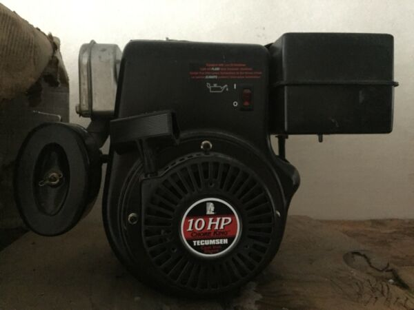 10 hp Craftsman  Tecumseh Engine Brand New Snow Blower Engine